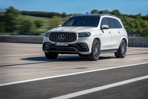 ThelatestMercedes-AMG GLS 63 4MATIC+lands in SA