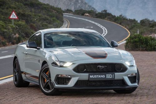 Menacing Muscle: Ford's iconic Mustang Mach 1 lands in SA - but they're all sold out already