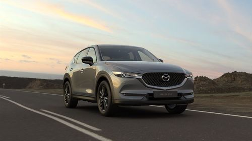 Mazda adds a new addition to the CX-5 family
