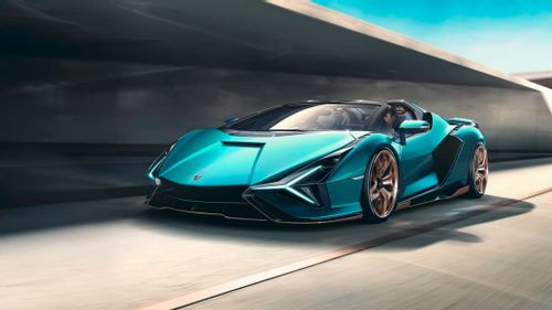 Lamborghini announces its first fully electric vehicle