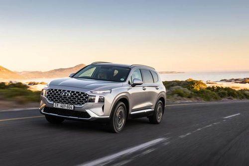 Hyundai's new Santa Fe makes its debut in SA
