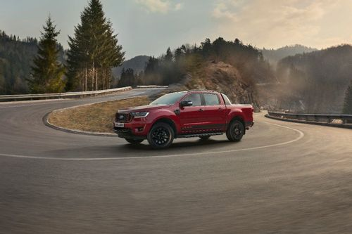 Flagship Ford Ranger Stormtrak touches down in South Africa