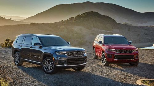 Everything we know about the 2022 Jeep Grand Cherokee