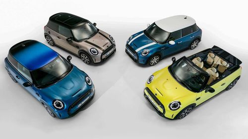 2022 Mini Cooper gets a fresh new look