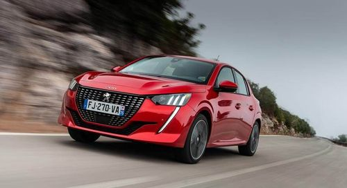 Introducing the all-new Peugeot 208