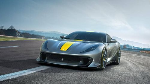 The countdown to the Ferrari Limited-Edition V12 has begun