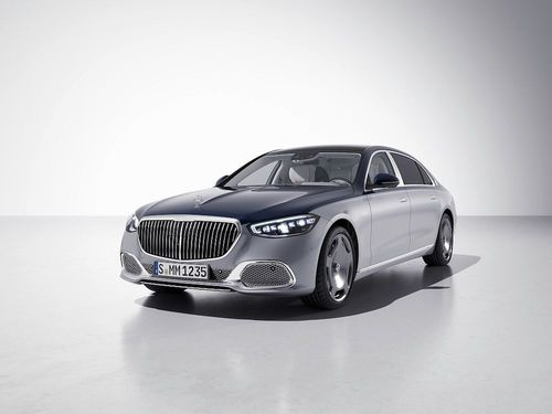 Mercedes-Maybach introduce new models to celebrate 100-year anniversary
