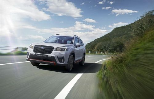 2021 Subaru Forester line-up gets a power boost