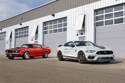 Limited-edition Ford Mustang Mach 1 will be coming to South Africa