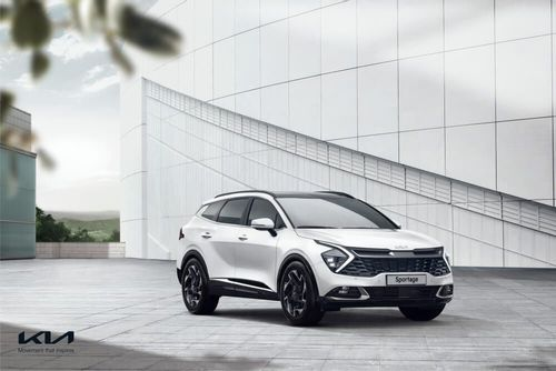 All-new Kia Sportage finally gets revealed