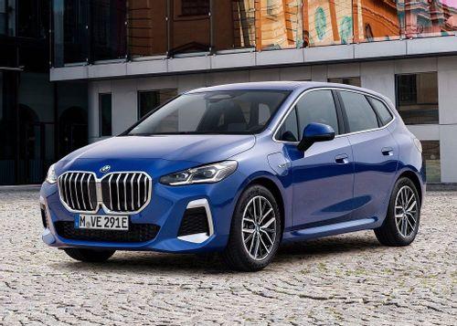 BMW reveals all-new 2 Series Active Tourer