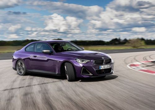 Striking BMW 2 Series (including 285 kW M240i) heading for SA in 2022