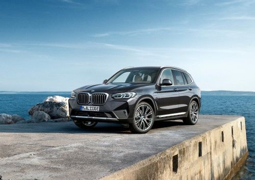 Restyled BMW X3 and X4 unveiled