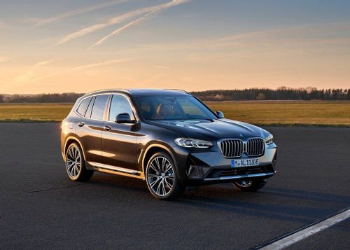 BMW announces SA-pricing for facelifted X3 SUV