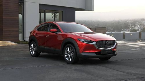 The all-new Mazda CX-30 gets revealed
