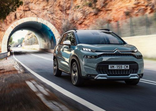 Citroën C3 Aircross receives styling updates and new features