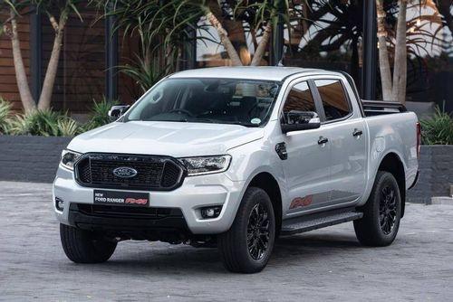 The Ford Ranger FX4has made its way to SA