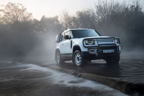 The all-new Defender 90 lands in SA