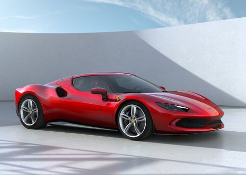 V6-powered Ferrari 296 GTB revealed