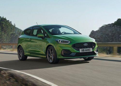 Ford Fiesta receives striking facelift, updated powertrain!