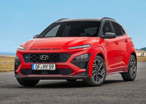 Hyundai's T-Roc fighting Kona receives facelift, new engine option