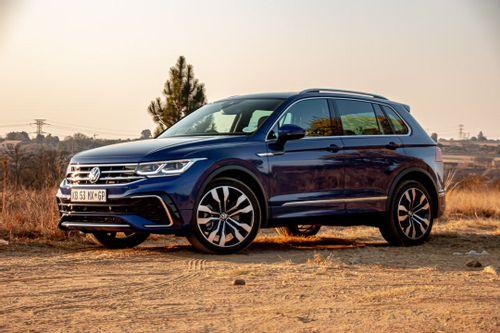 Volkswagen Tiguan 2.0TSI 4Motion Highline R-Line