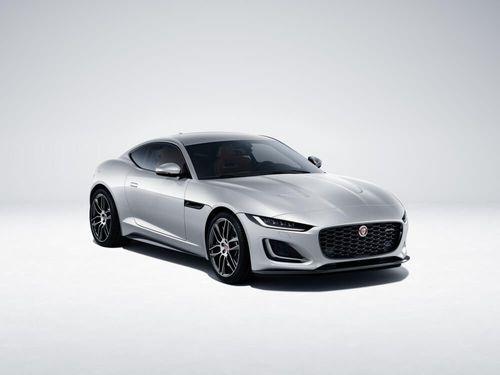 Jaguar F-TYPE gets an additional V8 engine