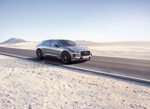 Jaguar unveils its I-PACE black edition