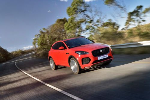 The latest Jaguar E-PACE has landed in SA