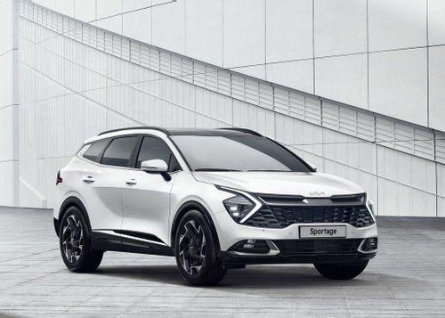 Kia unveils all-new, distinctive Sportage SUV