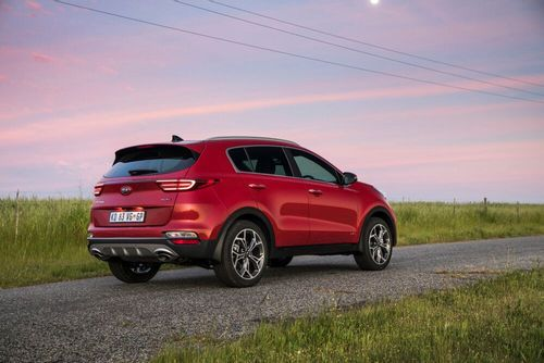 Limited edition, flagship Kia Sportage GT-Line now in SA