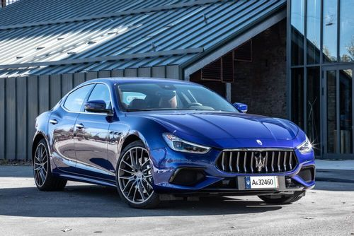 Maserati celebrates a new era