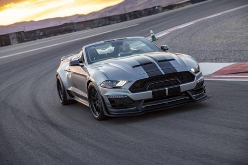 The all-newShelby Super Snake available in South Africa