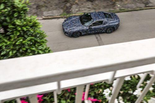 Maserati teasesGranTurismoprototype