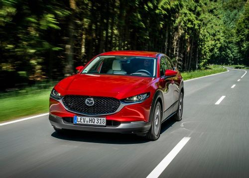 Mazda announces expansion of SUV range from 2022