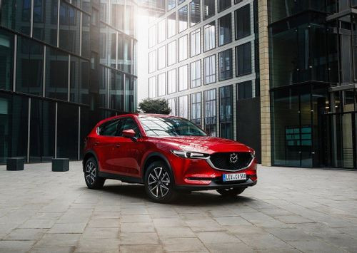 Five things we love about the Mazda CX-5