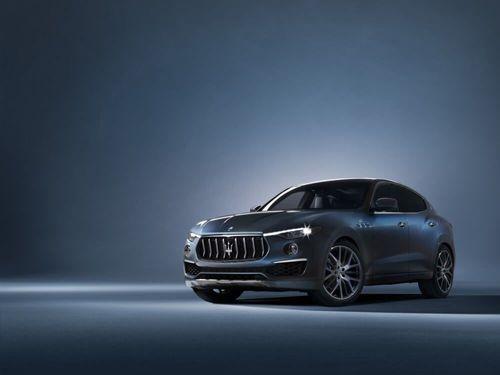 Maserati Levante Hybrid gets revealed