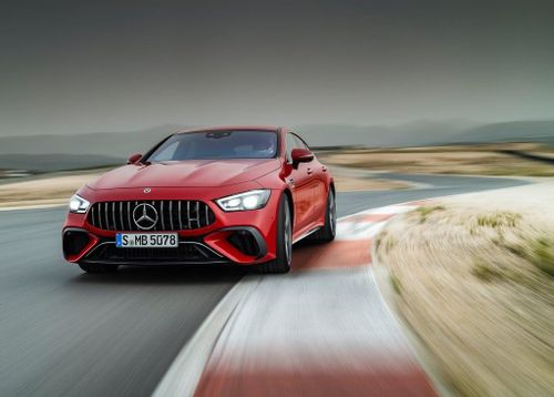Mercedes-AMG reveals GT63 SE Performance!