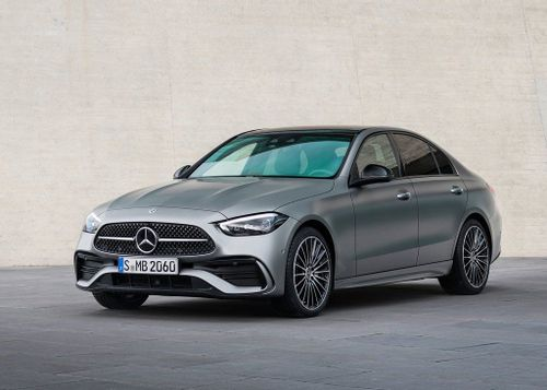 Mercedes-Benz reveals pricing for new C-Class