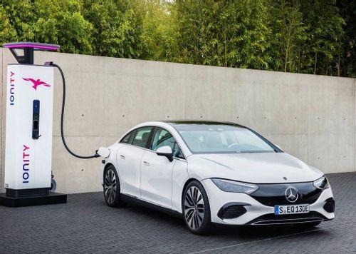Mercedes-Benz EQE unveiled as luxury car maker increases EV model range