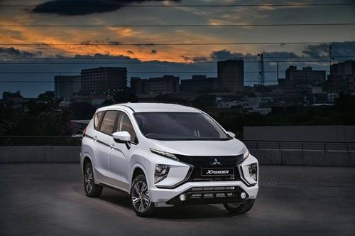 Mitsubishi introduces their all-newXpander