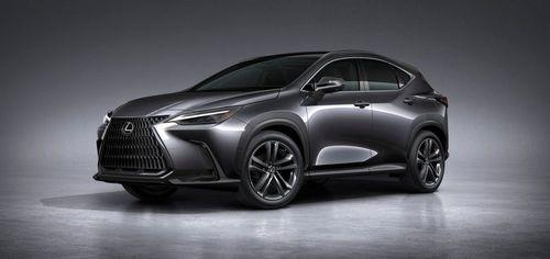 The all-new Lexus NX premieres