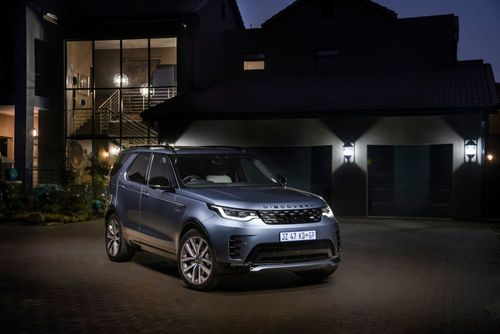 Revised Land Rover Discovery 5 available in South Africa