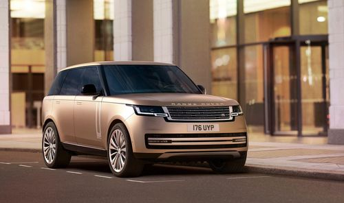New, fifth-generation Range Rover revealed!
