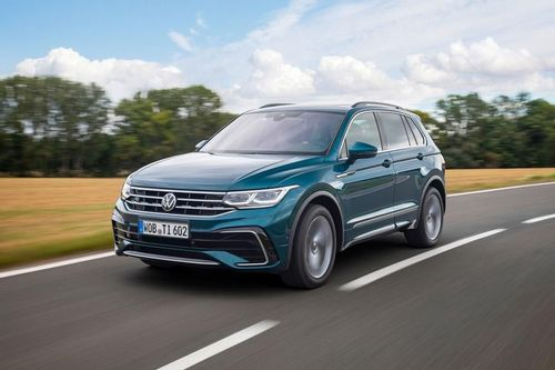 Pricing for the all-new Volkswagen Tiguan has been announced