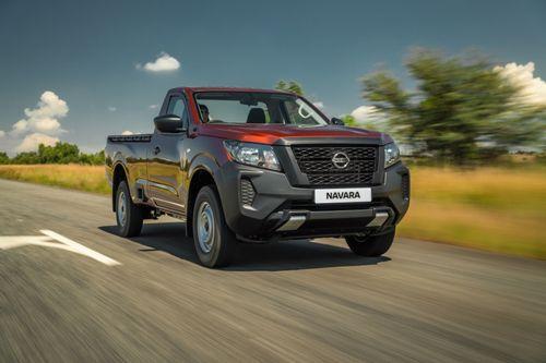 Nissan unveils SA-built Navara Single Cab