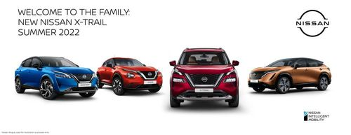 Nissan X-TRAIL will be coming to Europe in 2022
