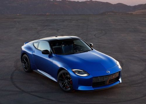 Long live the Z: Nissan officially unveils 298 kW Nissan Z