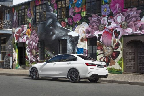 A South African favourite with a local twist: The BMW 3 Series Mzansi Edition