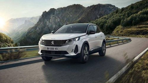 Peugeot3008now available locally